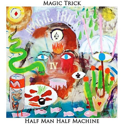 Alliance Magic Trick - Half Man Half Machine