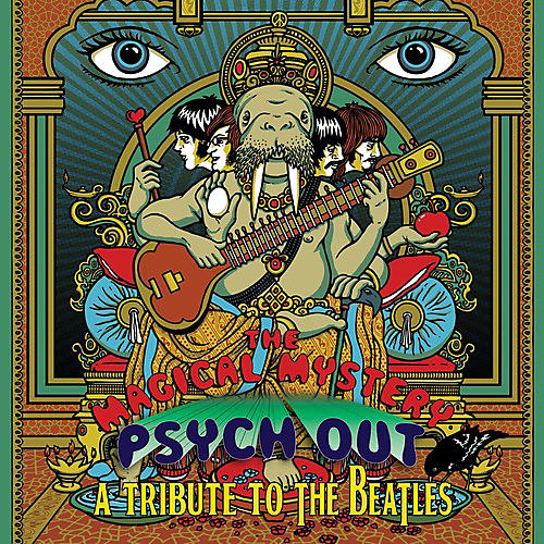 Alliance Magical Mystery Psych Out - Tribute to the Beatles - The Magical Mystery Psych Out - A Tribute To The Beatles / Various
