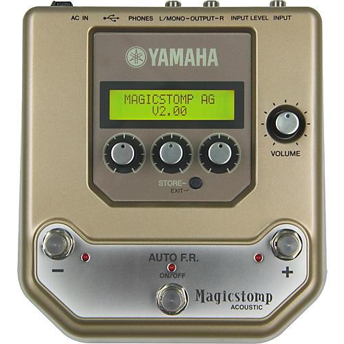 Yamaha Magicstomp Acoustic Guitar Processor