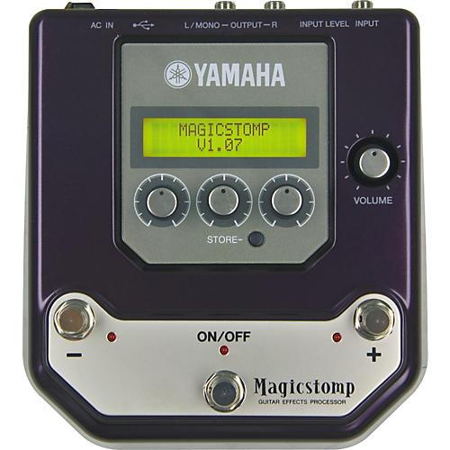 Yamaha Bass Magicstomp
