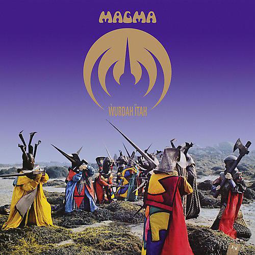 Alliance Magma - Wurdah Itah