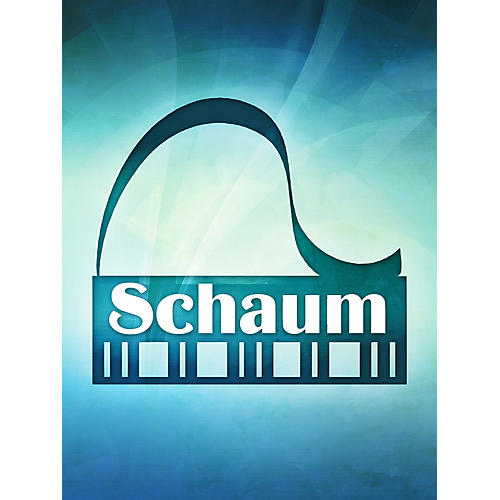 SCHAUM Magnet: i Love Music Educational Piano Series Softcover