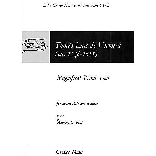 Chester Music Magnificat Primi Toni CHORAL SCORE