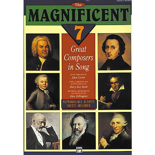 Alfred Magnificent Seven Program Book/CD