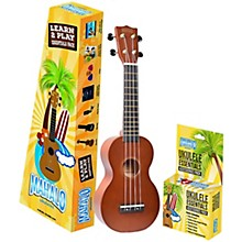 Mahalo Mahalo Rainbow Trans Brown Learn 2 Play Essential Kit