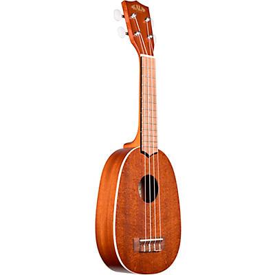 Kala Mahogany Soprano Pineapple Ukulele