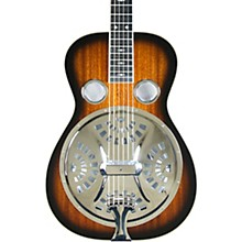 Beard Guitars Mahogany Square Neck Left-Handed Resonator Guitar
