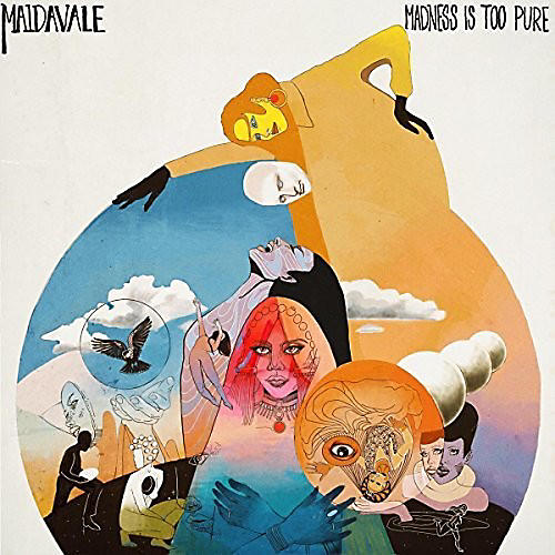 Alliance Maidavale - Madness Is Too Pure