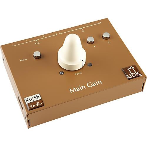 Kush Audio Main Gain Class A Balanced Monitor Controller