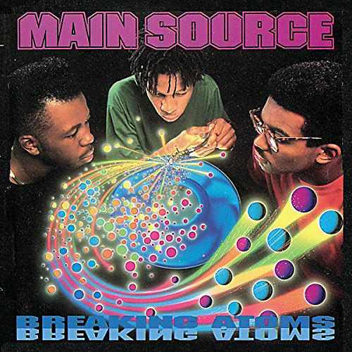 Alliance Main Source - Breaking Atoms - The Remaster