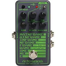 Electro-Harmonix Mainframe Bit Crusher Effects Pedal