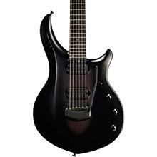 Open BoxErnie Ball Music Man Majesty Black Hardware Electric Guitar
