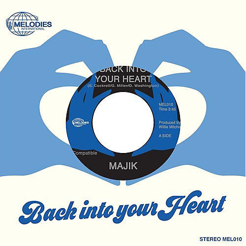 Alliance Majik - Back Into Your Heart