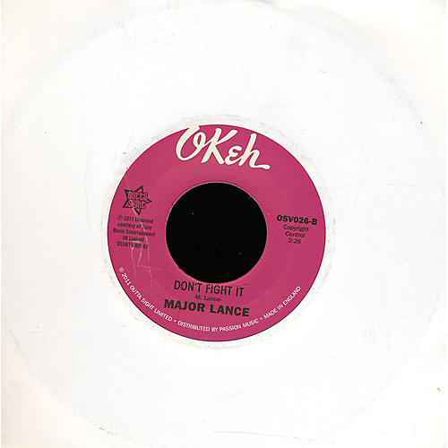 Alliance Major Lance - You Don't Want Me No More/Don't Fight It