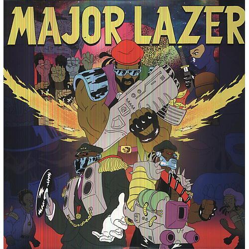 Alliance Major Lazer - Free the Universe