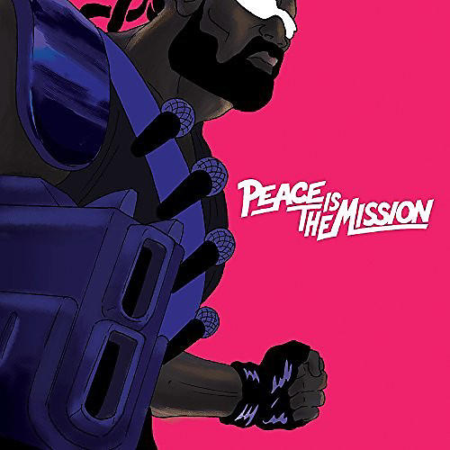 Alliance Major Lazer - Peace Is the Mission