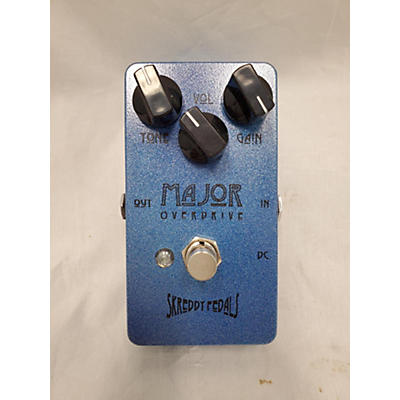 Skreddy Major Overdrive Effect Pedal