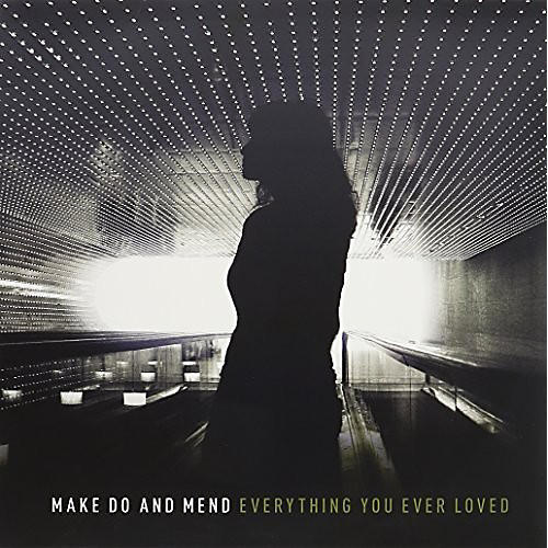 Alliance Make Do & Mead - Everything You Ever Loved (Clear/Black Splatter Vinyl)