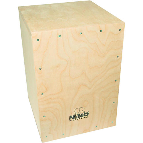 Nino Make Your Own Cajon Kit Natural
