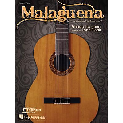 Edward B. Marks Music Company Malaguena (Guitar Solo) Guitar Solo Series Performed by Ernesto Lecuona