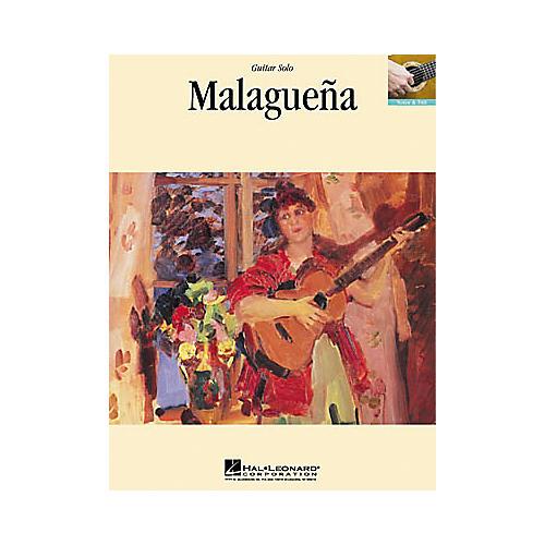 Hal Leonard Malaguena Guitar Tab Sheet Music Book