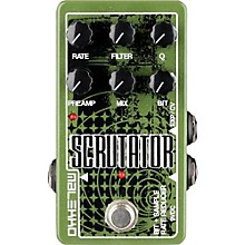Malekko Heavy Industry Malekko Scrutator Sample Rate and Bit Reducer Pedal