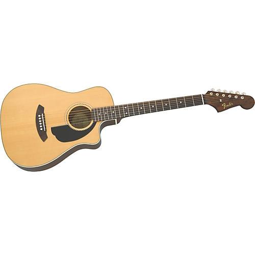 Fender Malibu SCE Acoustic-Electric Guitar