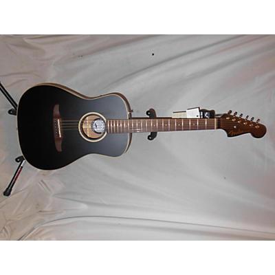 Fender Malibu Special Acoustic Electric Guitar