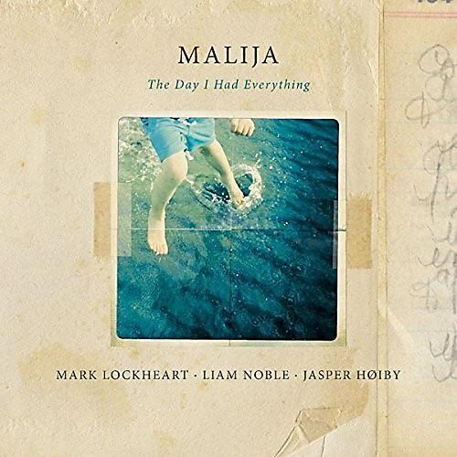 Alliance Malija - Day I Had Everything