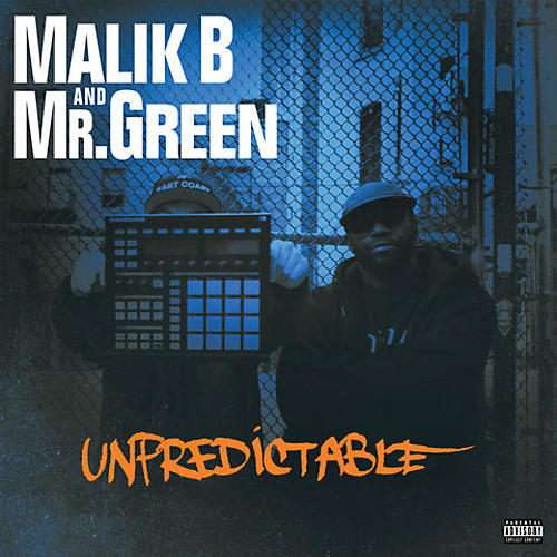 Alliance Malik B - Unpredictable