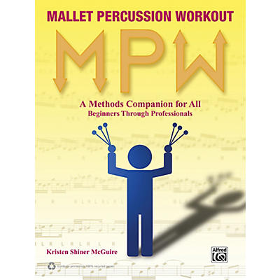 Alfred Mallet Percussion Workout Book