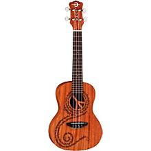 Open BoxLuna Guitars Maluhia Concert Ukulele