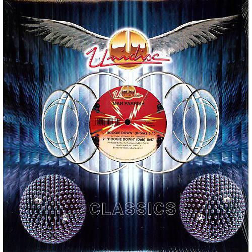 Alliance Man Parrish - Boogie Down