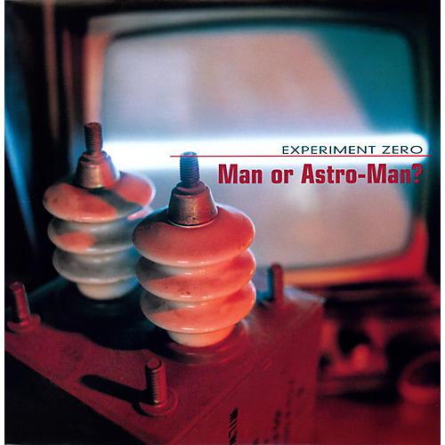 Alliance Man or Astro-man? - Experiment Zero