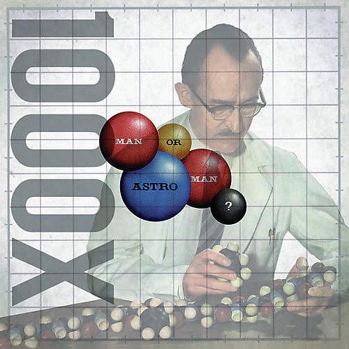 Alliance Man or Astroman - 1000X