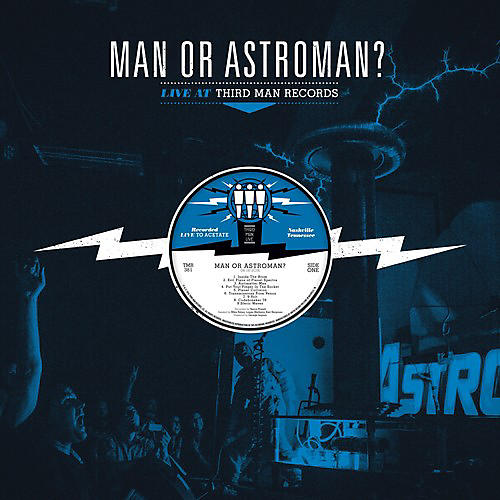 Alliance Man or Astroman - Live At Third Man Records