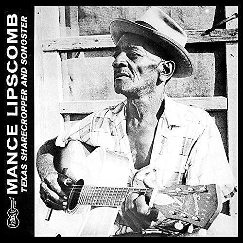 Alliance Mance Lipscomb - Texas Sharecropper & Songster