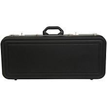 Hiscox Cases Mandolin Case Black Shell/Silver Int