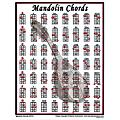 Walrus Productions Mandolin Chord Mini Chart thumbnail