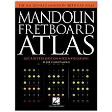 Hal Leonard Mandolin Fretboard Atlas - Get a Better Grip on Neck Navigation