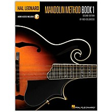 Hal Leonard Mandolin Method (Book/Online Audio)