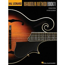 Hal Leonard Mandolin Method Book