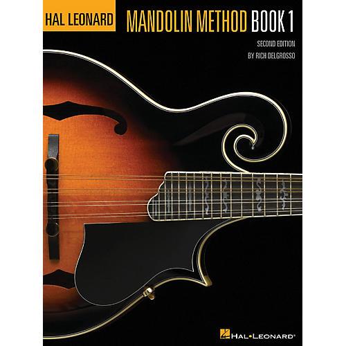 Hal Leonard Mandolin Method Book