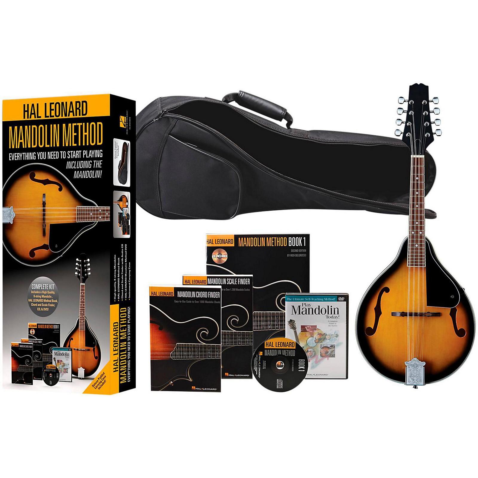 Hal Leonard Mandolin Starter Pack