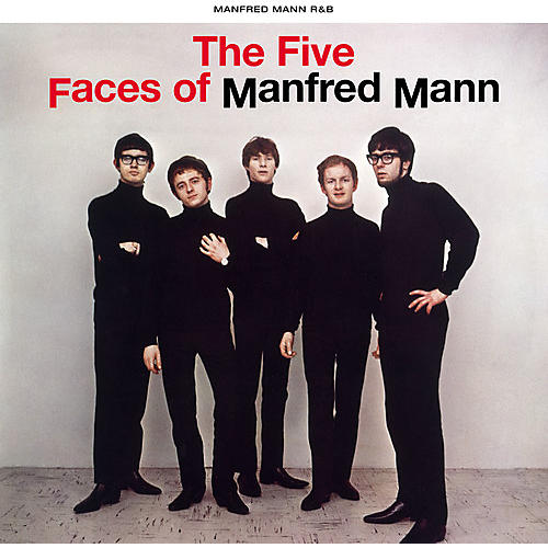Alliance Manfred Mann - Five Faces Of Manfred Mann
