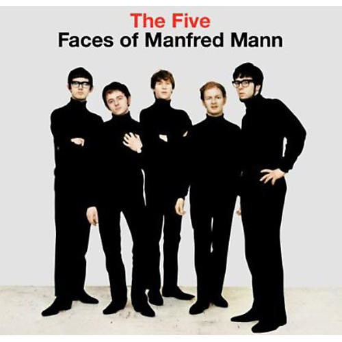 Alliance Manfred Mann - The Five Faces Of Manfred Mann