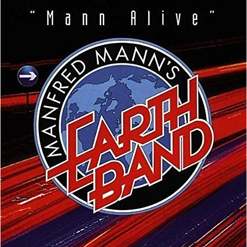 Alliance Manfred Mann's Earth Band - Mann Alive