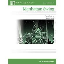 Willis Music Manhattan Swing (Early Inter Level) Willis Series by Naoko Ikeda