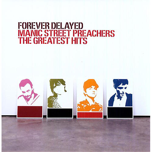 Alliance Manic Street Preachers - Forever Delayed: Greatest Hits