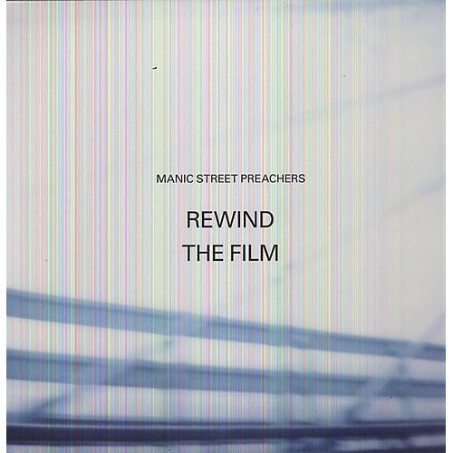 Alliance Manic Street Preachers - Rewind the Film